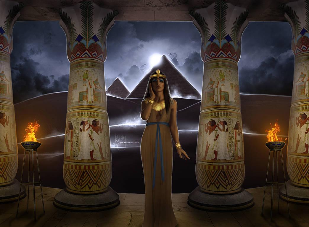 Cleopatra by HorvathKristy