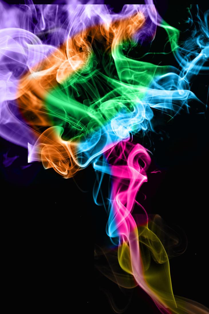 Rainbow Smoke by Saviour-X on DeviantArt for Rainbow Smoke Png  66plt