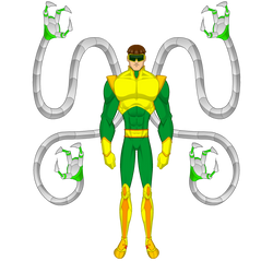Doctor Octopus/Doc-Ock by Trasegorsuch