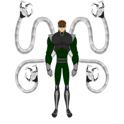 Doctor Octopus/Doc-Ock V2 by Trasegorsuch