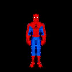Spider-Man (Teen) by Trasegorsuch