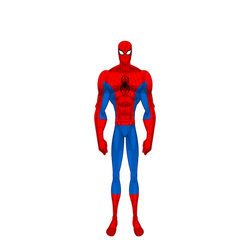 Spider-Man (Adult) by Trasegorsuch