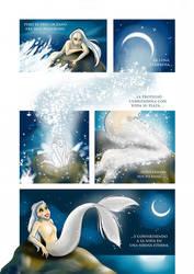El Nacimiento de la sirena 2 by Fidjie