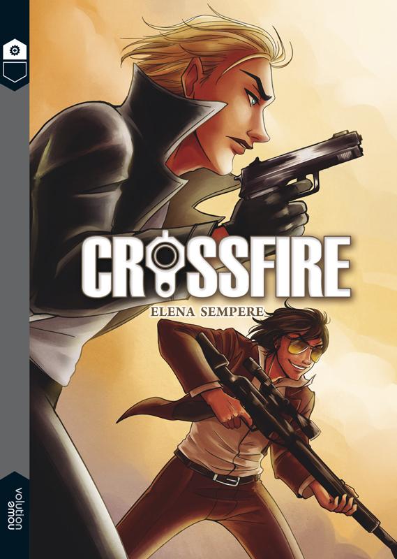 Crossfire (cover) by Fidjie