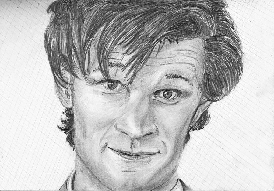 Matt Smith by Going-Downhill-Fast