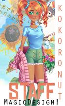New Staff 3 KokoroNut by SeishiroAkazawa