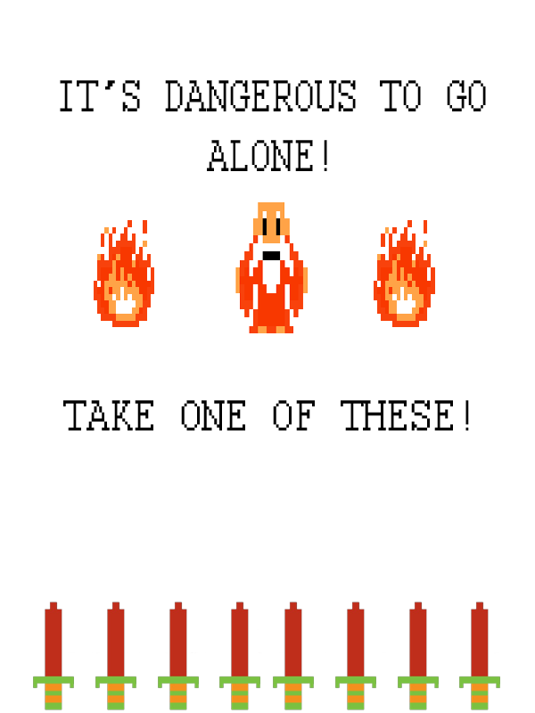 its dangerous to go - photo #8