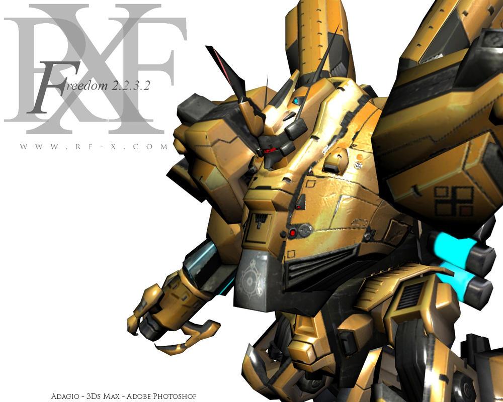 RFXFreedom3 by Trionfante