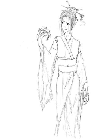 Krobelus / Izanami no Mikoto _ 2-2small by Trionfante