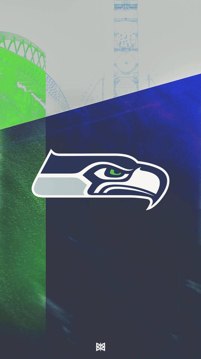 Seattle Seahawks Wallpaper by BenLueckDesigns ...