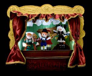 Rozen maiden theater::::: by Witchiko