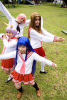 Lucky star::::: by Witchiko