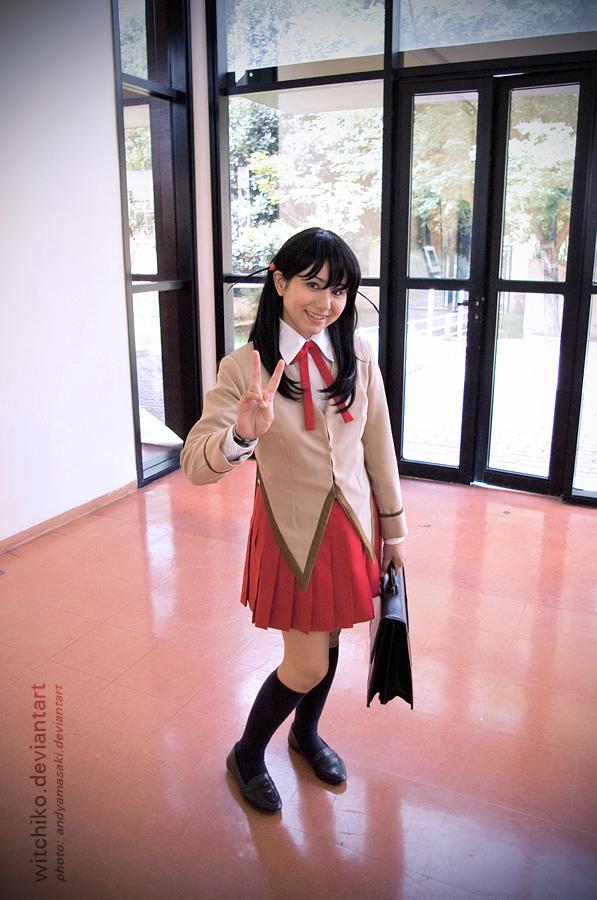 Tenma Tsukamoto:::: by Witchiko