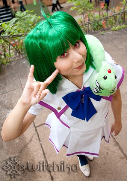 Ranka Lee and ai kun:::: by Witchiko