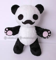 Panda:::Junjou Romantica::: by Witchiko