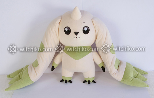 Terriermon::: by Witchiko