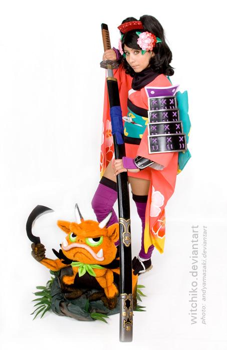 Muramasa::::The Demon Blade::: by Witchiko