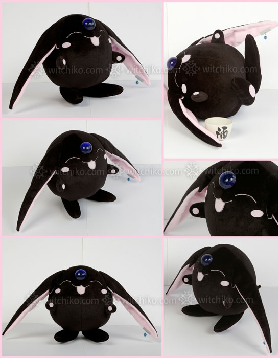 Black Mokona:::::: by Witchiko