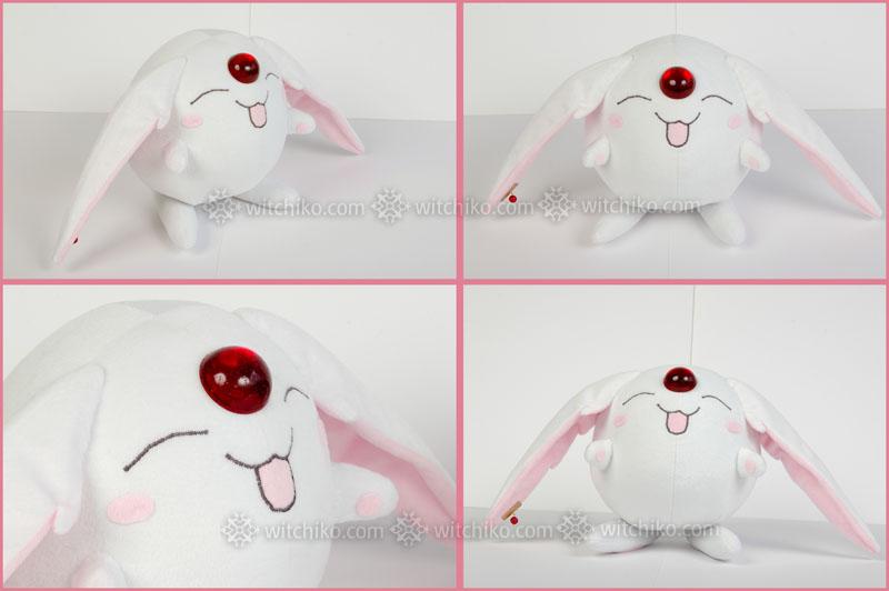 White Mokona:::::: by Witchiko