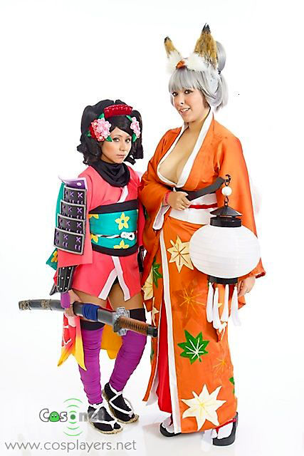 Oboro Muramasa:::::: by Witchiko