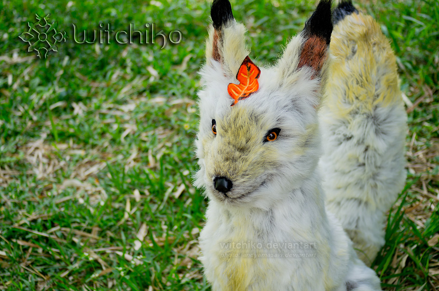 Fox:::::Oboro Muramasa by Witchiko