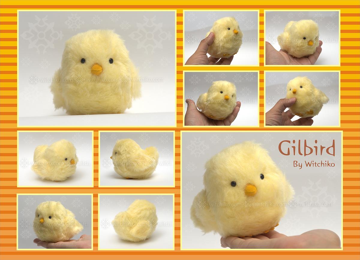 Gilbird::::Hetalia by Witchiko