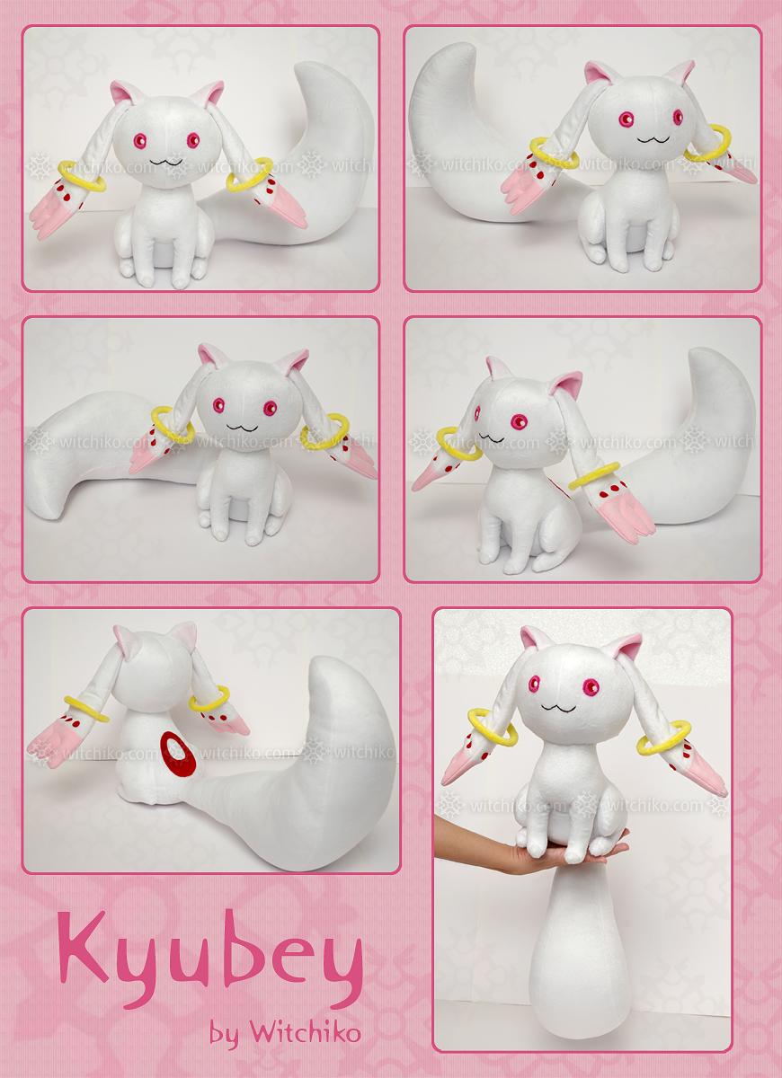 Kyubey::::Madoka by Witchiko