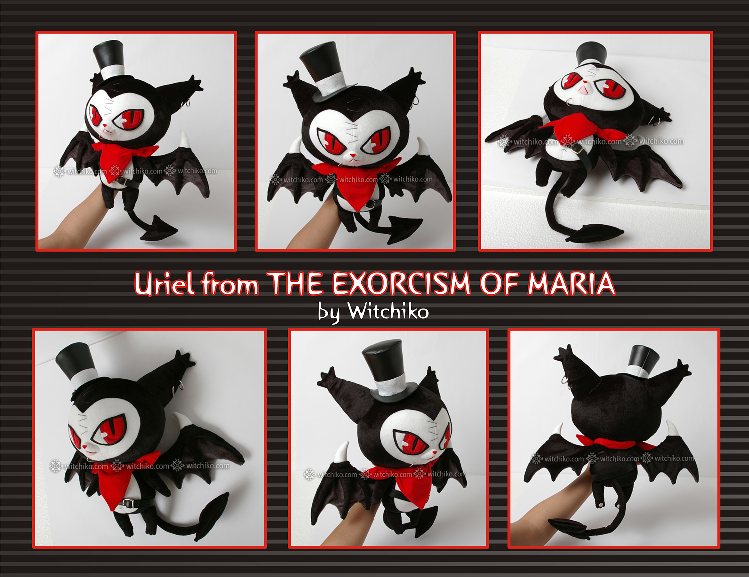 Uriel::::::THE EXORCISM OF MARIA by Witchiko