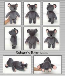 Sakura's Bear:::::