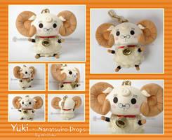 Yuki:::Nanatsuiro Drops::::: by Witchiko