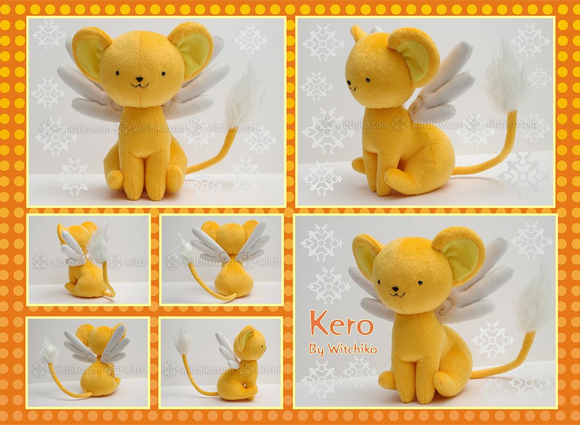 Kero:::::Sakura Card Captors:::::::: by Witchiko