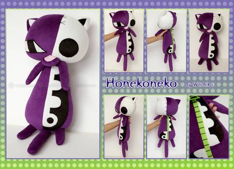Honekoneko plush::::::