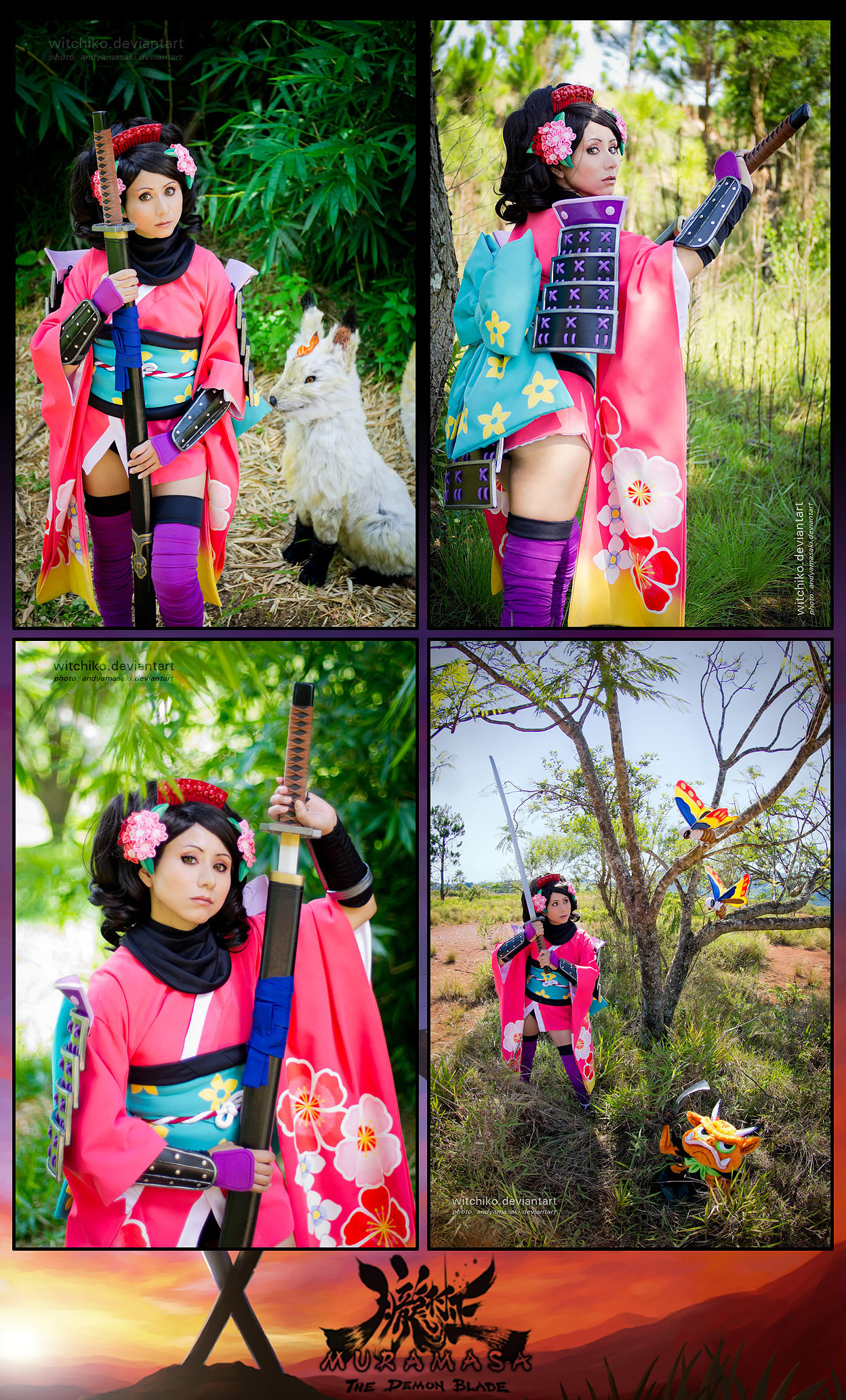 Muramasa:::The Demon Blade by Witchiko