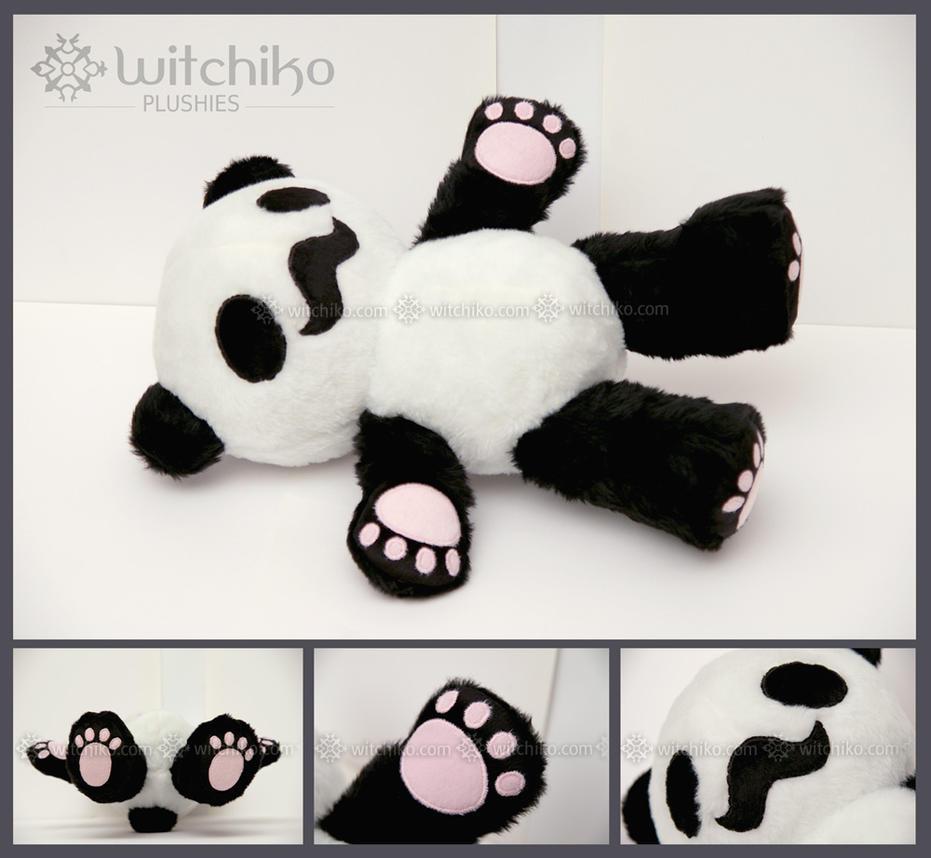 Panda from Junjou Romantica::::: by Witchiko