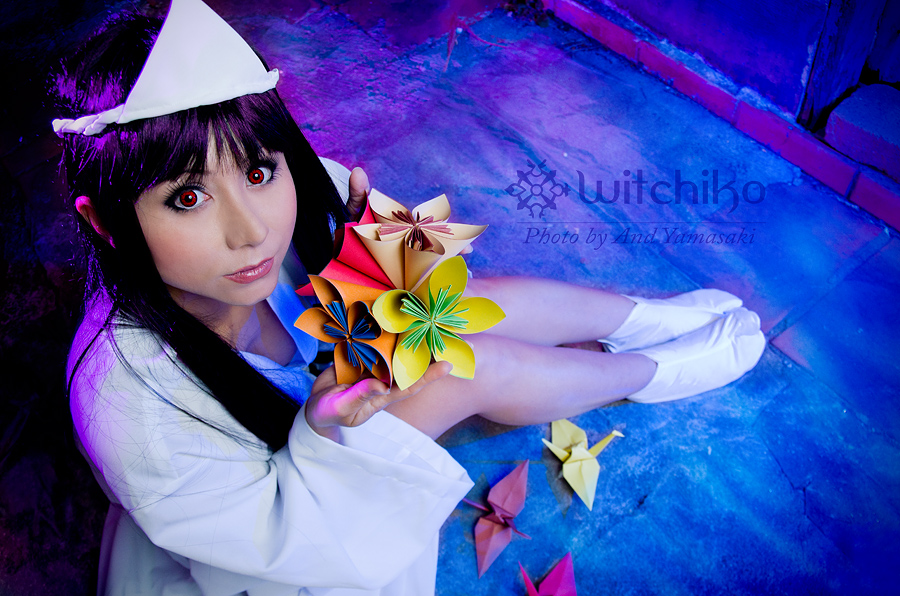Yuko Kanoe::::::: by Witchiko