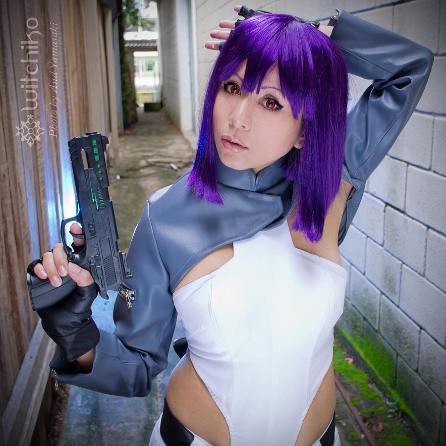 Motoko Kusanagi::::::: by Witchiko