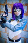 Major Motoko Kusanagi:::::