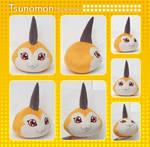Tsunomon Plush from Digimon:::::
