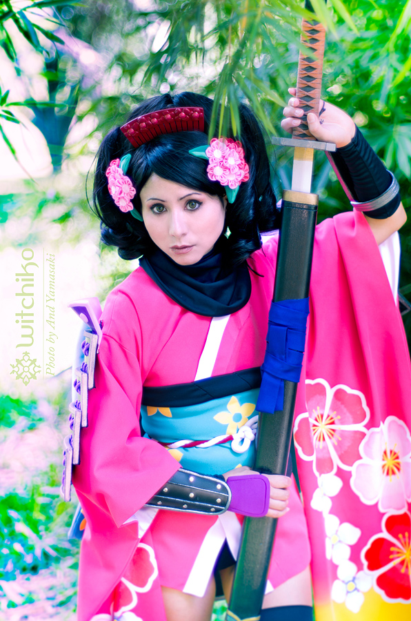 Momohime::::::: by Witchiko