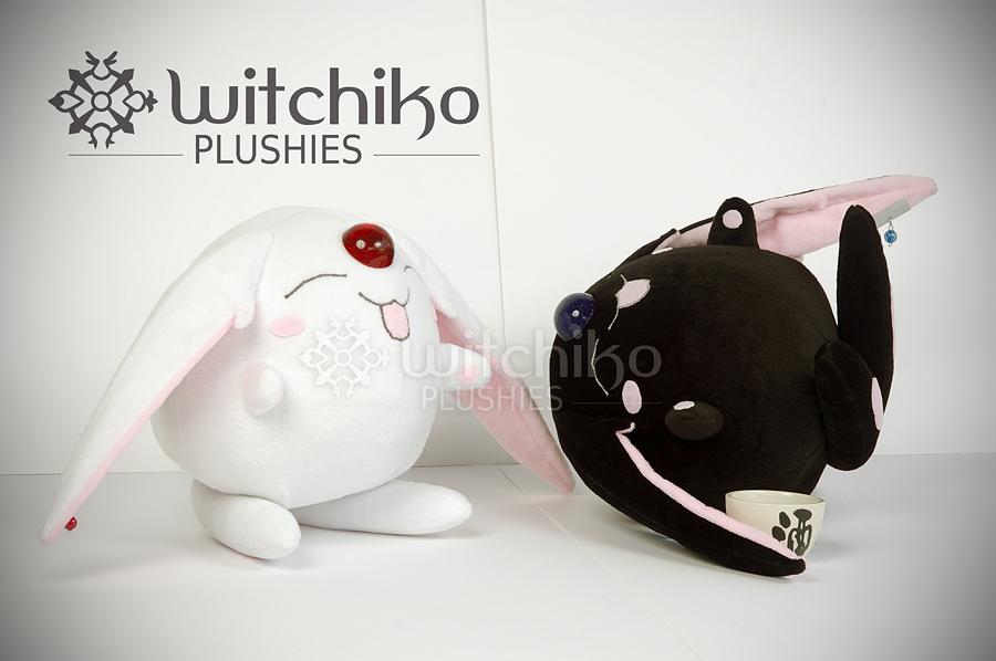 Mokonas Plush by Witchiko