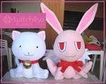 Takuto and Meroko