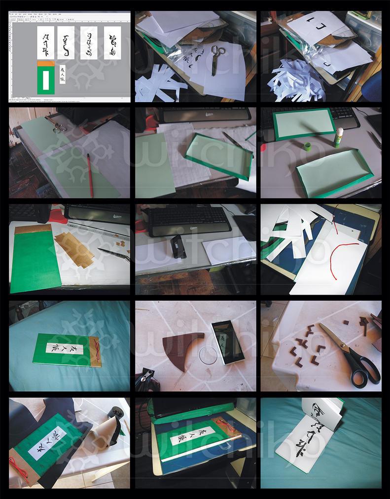 Yuujinchou :::: Book of Friends :::: by Witchiko
