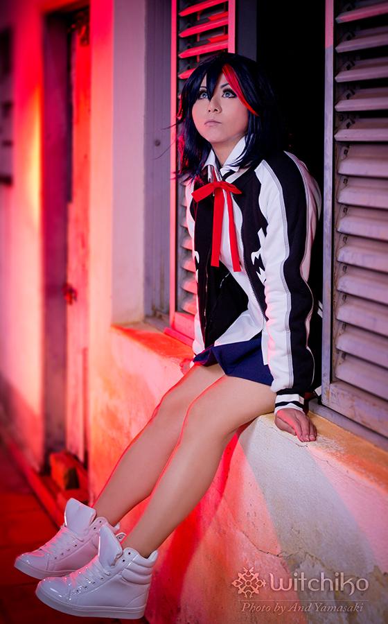 Ryuko Cute by Witchiko