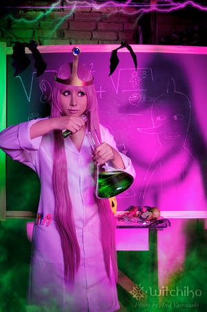 Mad Scientist by Witchiko