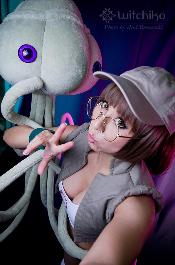 Selfie by Witchiko