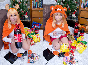 Happy Holidays by Witchiko