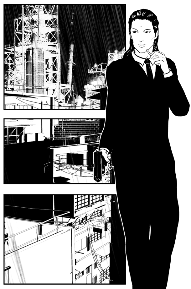 Killing Fields Page 2 by Ka-bu-ki