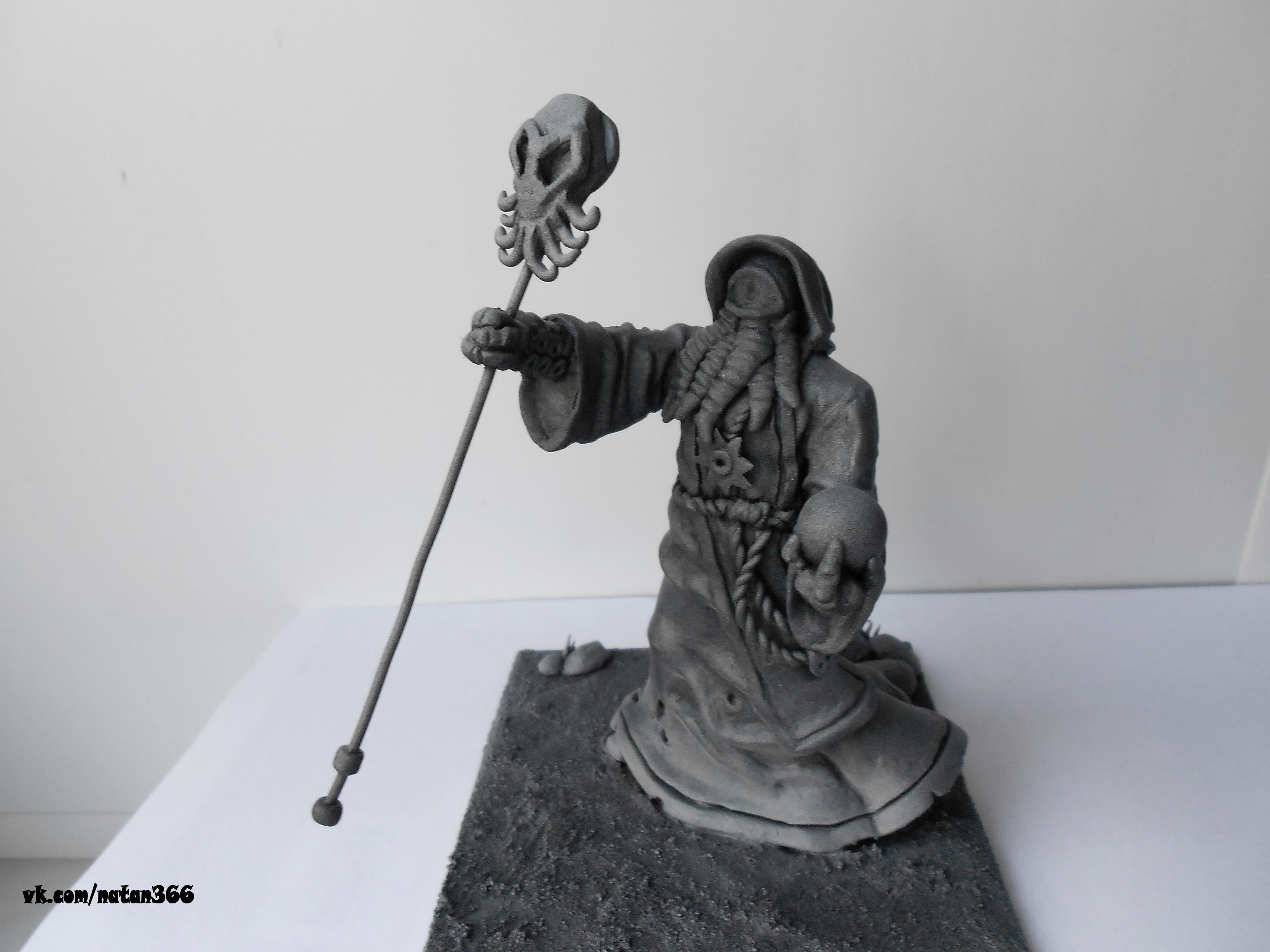 Создание фигурок из пластика 4 фотография