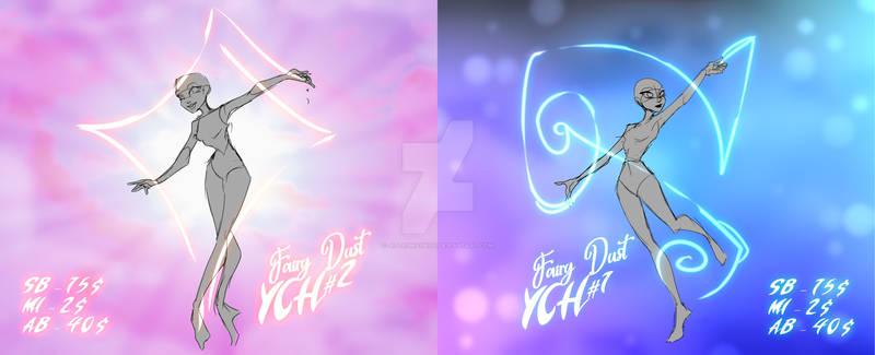 Winx YCH - Fairy Dust #1-2[CLOSED]