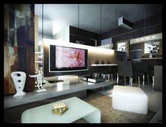 Apartment at Kelapa Gading by vraynoe2